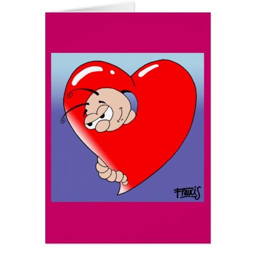Tarjeta San Valentín
