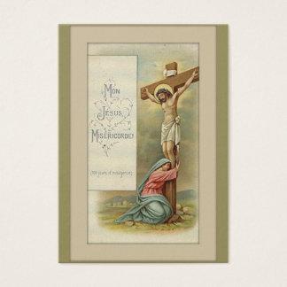 TARJETA SANTA de St Mary Magdalena