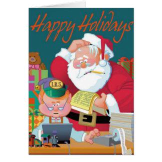 Tarjeta Santa recibe ayuda del impuesto