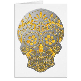 Tarjeta Skull2MetalFire