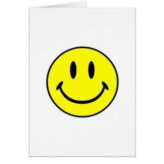 Tarjeta Smiley