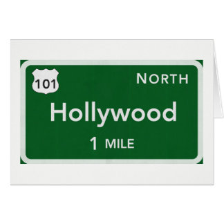 """Tarjeta Sobres blancos estándar de Hollywood (5"""" x7"""")"""