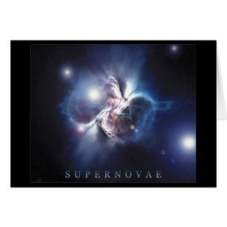 Tarjeta Supernovas