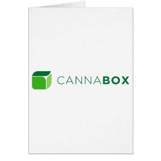 Tarjeta Swag de Cannabox