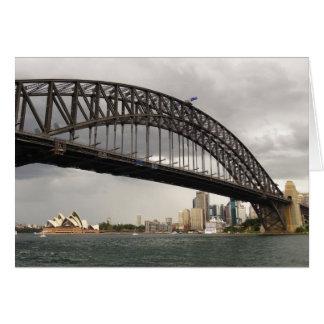 Tarjeta Sydney, Australia