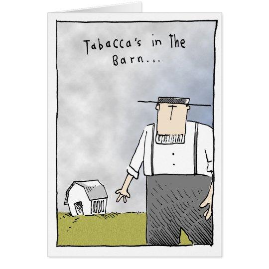 Tarjeta Tabacca