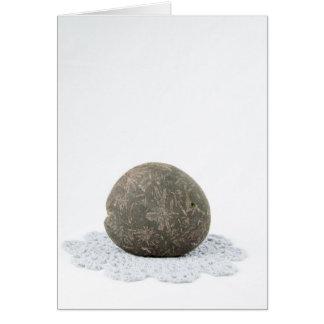 Tarjeta Tapetito 104 de las piedras el  