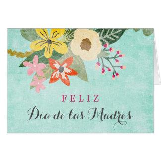 Tarjeta Tarjeta/Feliz Dia de las Madres