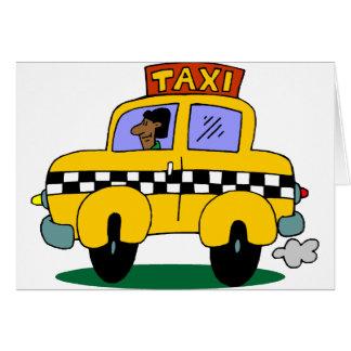Tarjeta Taxista