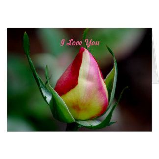 Tarjeta Te amo