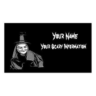 Tarjeta temática del negocio y de visita de la tarjetas de visita