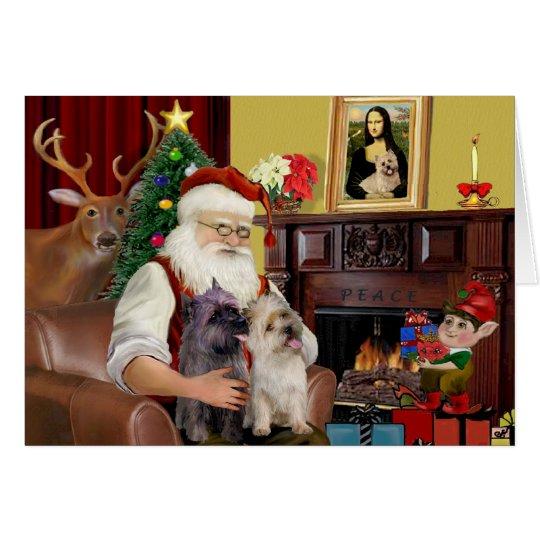 Tarjeta Terrieres del mojón de Santa 2