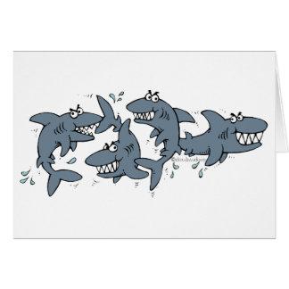 Tarjeta ¡Tiburón!