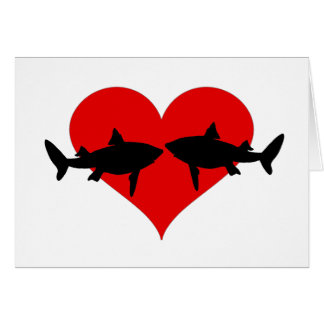 Tarjeta Tiburones