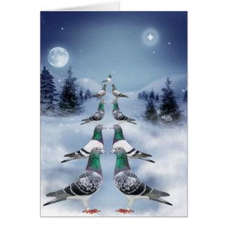 Tarjeta Tiempo de Navidad