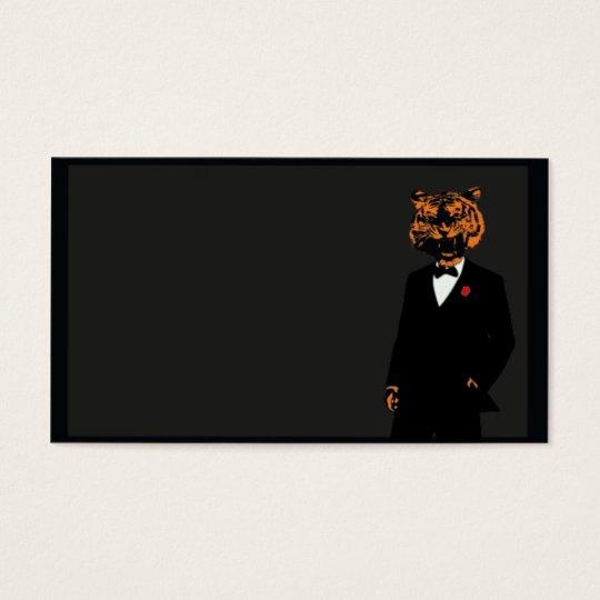 Tarjeta Tigre
