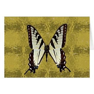Tarjeta Tigre del este Swallowtail (AL, DE, GA, SC, VA) de