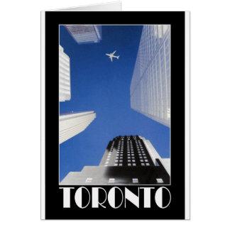 Tarjeta Toronto