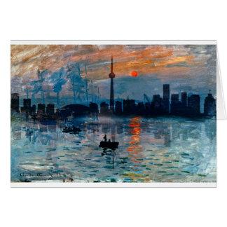 Tarjeta Toronto Skyline40