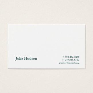 Tarjeta tradicional del Hudson