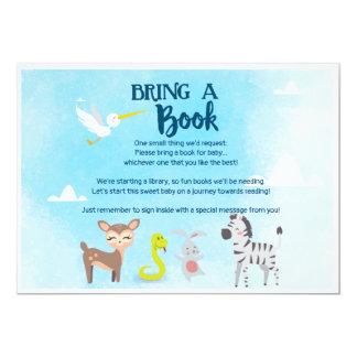 Tarjeta Traiga un libro - la arca de Noah del parque