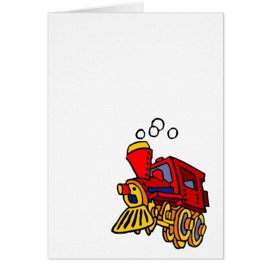 Tarjeta Tren