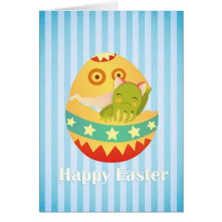 Tarjeta Un deseo dulce de Pascua
