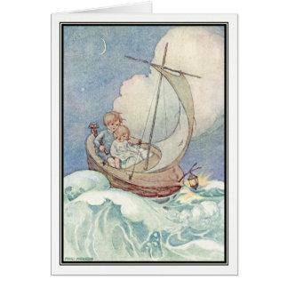 Tarjeta Un viaje al Fairyland de Anne Anderson