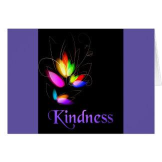 Tarjeta Una poca amabilidad