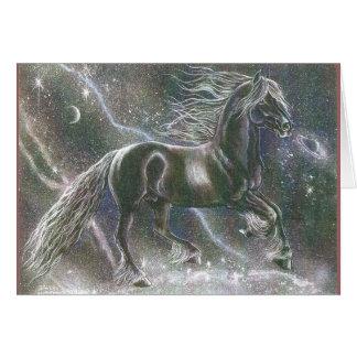 Tarjeta Universo del unicornio