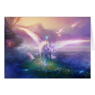 Tarjeta Utherworlds: winterdawn
