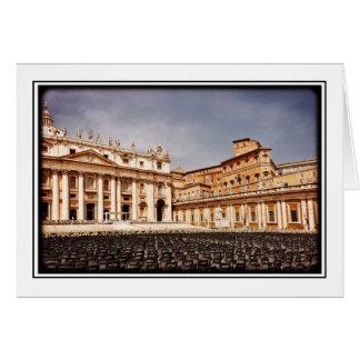 Tarjeta Vatican