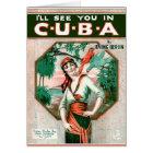 Tarjeta Véale en Cuba