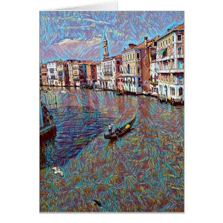 Tarjeta Venecia