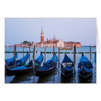 Tarjeta Venecia Italia