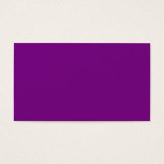 Tarjeta verde y púrpura del carnaval de visita