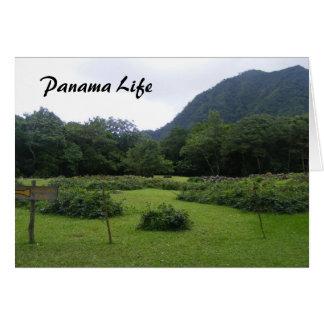 Tarjeta Vida de Panamá