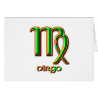 Tarjeta Virgo