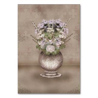 Tarjeta Wallflowers