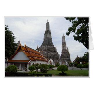 Tarjeta Wat Arun
