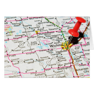 Tarjeta Wichita, Kansas