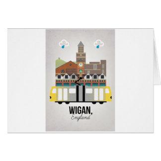 Tarjeta Wigan
