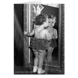 Tarjeta Yo y mi reflexión