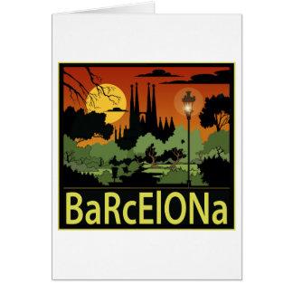 Tarjetas de Barcelona