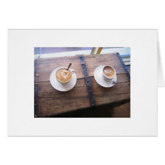 Tarjetas de Cappuccini