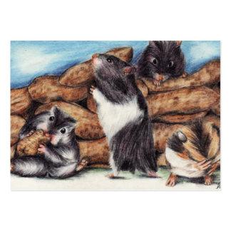Tarjetas de comercio del arte de los albañiles del tarjeta personal