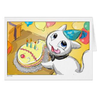 Tarjetas de Créu: Feliz cumpleaños…