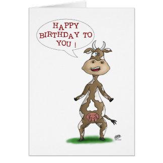 Tarjetas de cumpleaños divertidas: Cumpleaños fant