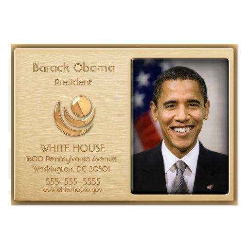 Tarjetas de encargo del perfil del oro ejecutivo d tarjetas de visita