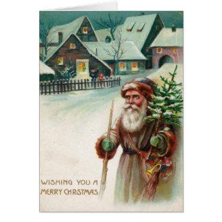 Tarjetas de felicitación de las Felices Navidad de
